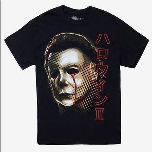 🎃 Michael Myers Horror Shirt
